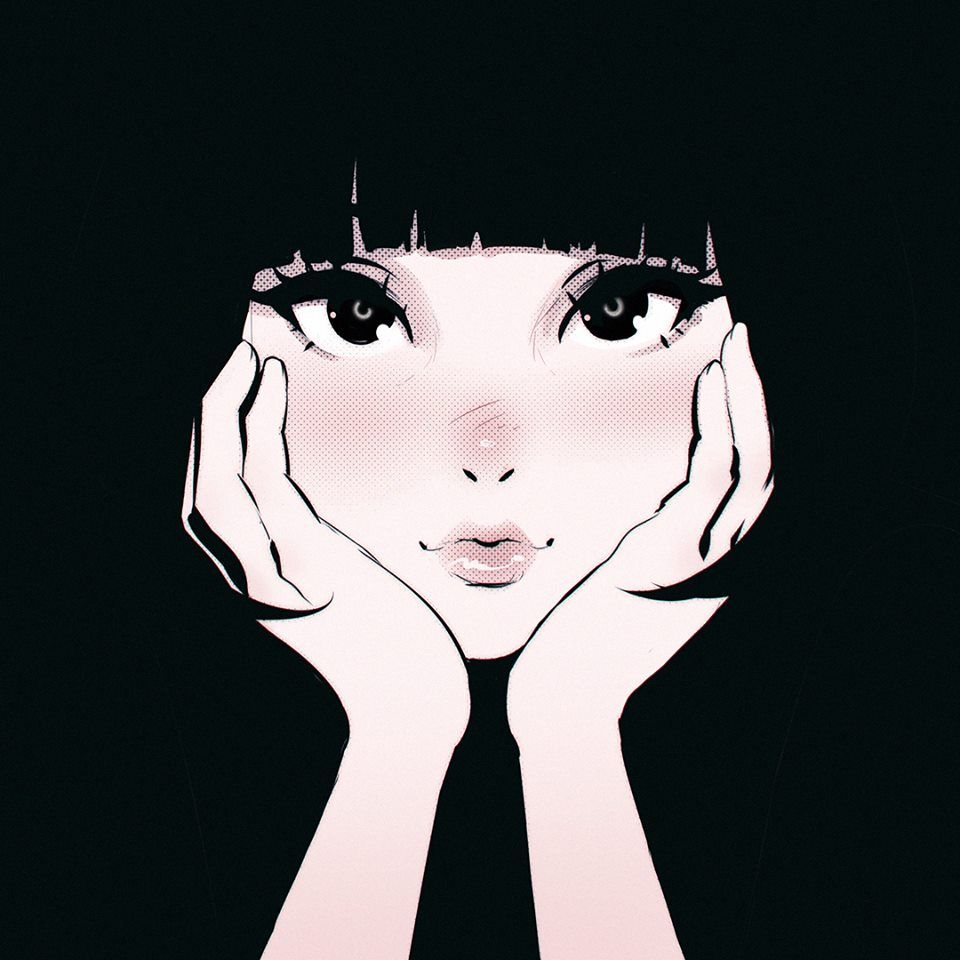 Ilya Kuvshinov illustrations manga12