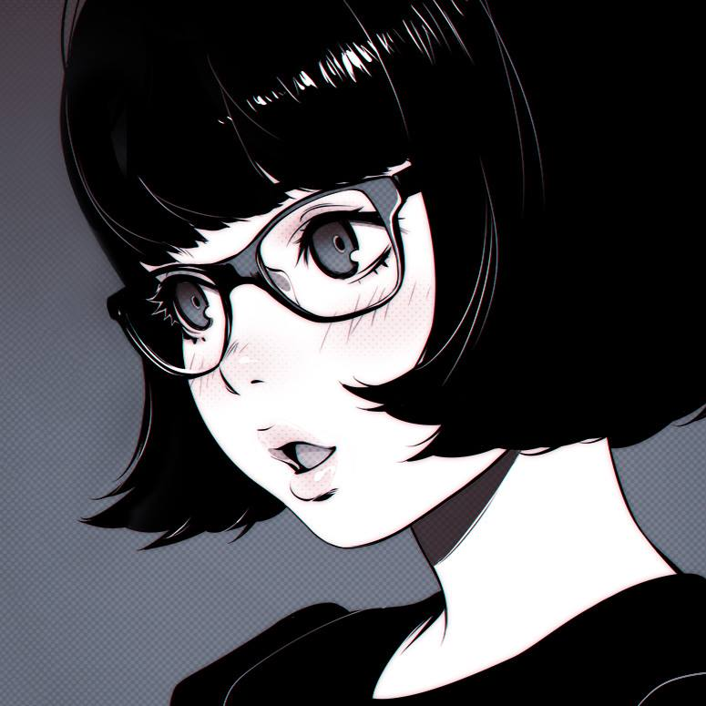 Ilya Kuvshinov illustrations manga16