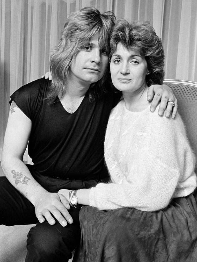 sharon and ozzy