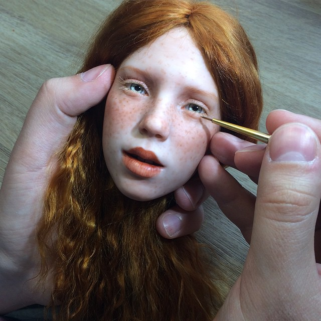 Michael Zajkov the most creepiest dolls4