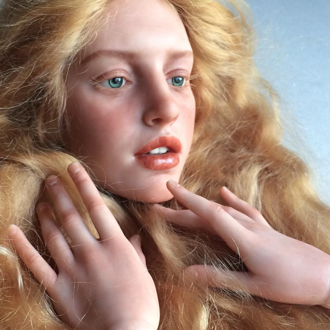 Michael Zajkov the most creepiest dolls12