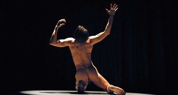 desnudo, danzacontemporanea