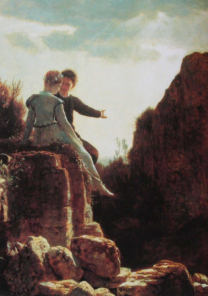 honeymoon bocklin arnold