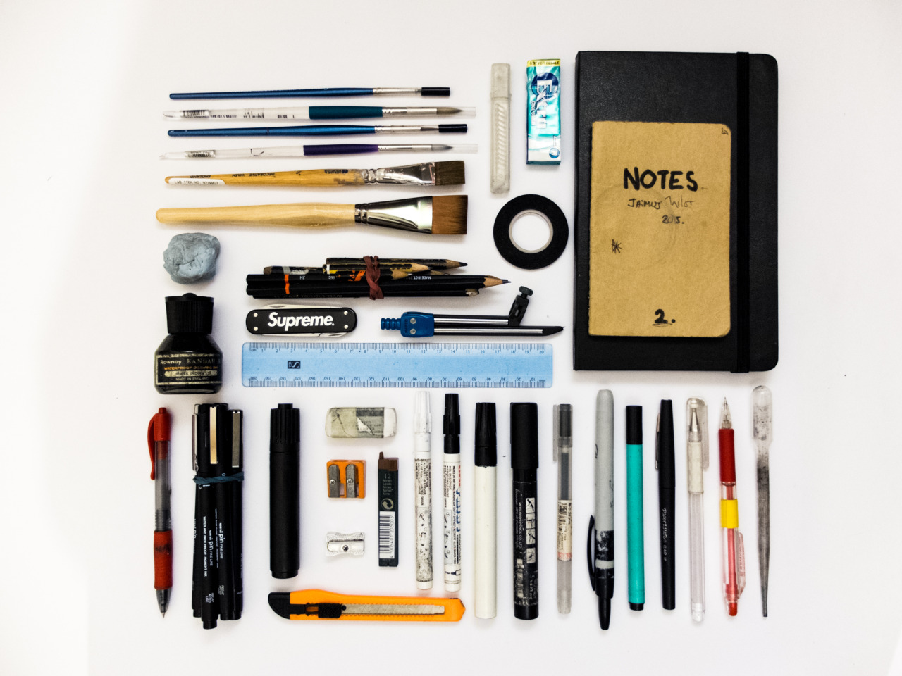 Things Organized Neatly 9